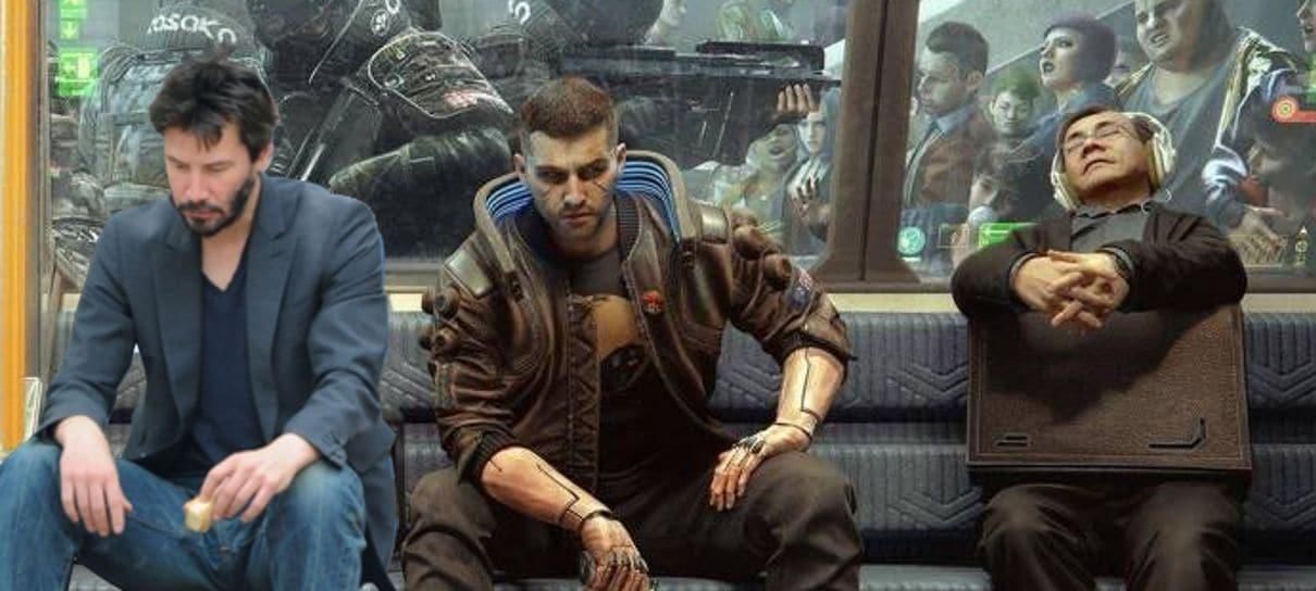 Cyberpunk é adiado para 2021? Será?